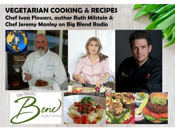 Big Blend Radio: Vegetarian Cooking