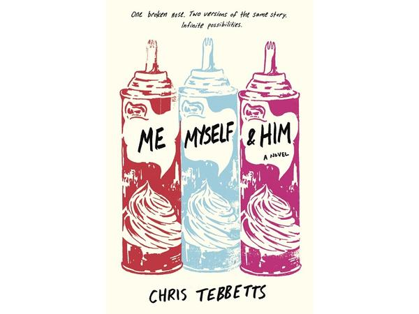 Big Blend Radio: Author Chris Tebbetts - Me, Myself, and Him