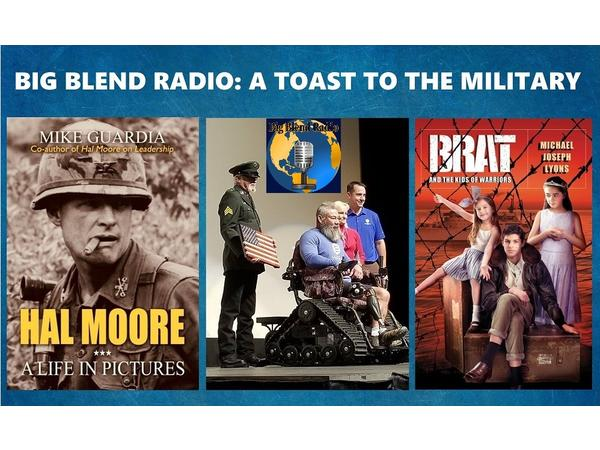 Big Blend Radio: A Toast to Military and Armed Forces