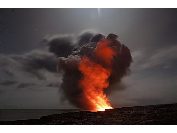 Big Blend Radio: Artist Nick Collier Goes to Hawaii Volcanoes National Park