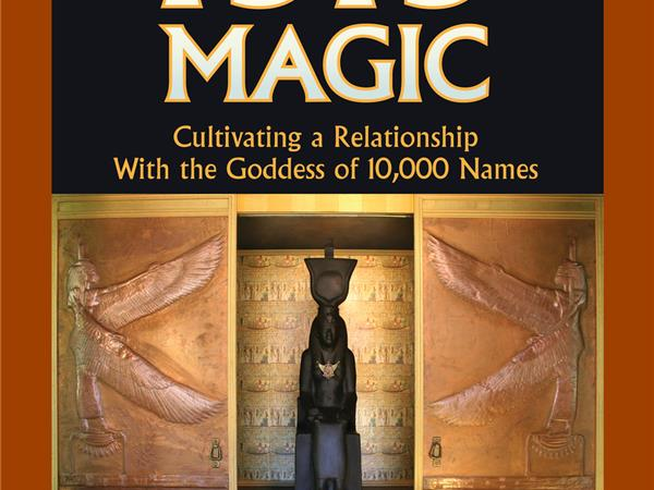 Goddess New Moon Meditation for the Goddess Isis with Author