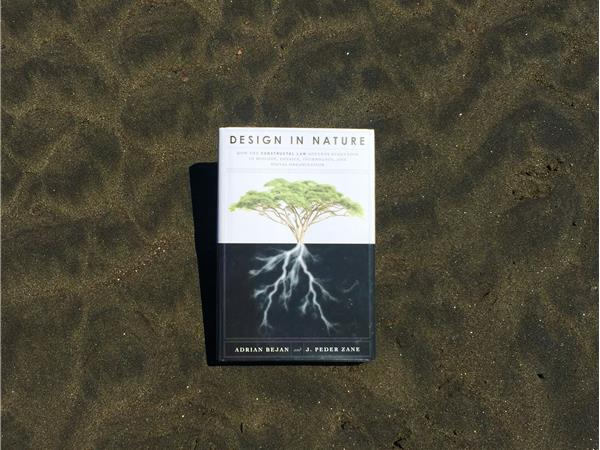 Design in Nature with Adrian Bejan 06/28 by weaselbear and