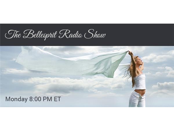 Bellesprit Radio Show Guest Diamond Psychic, Su Davey, Intuitive Psychic