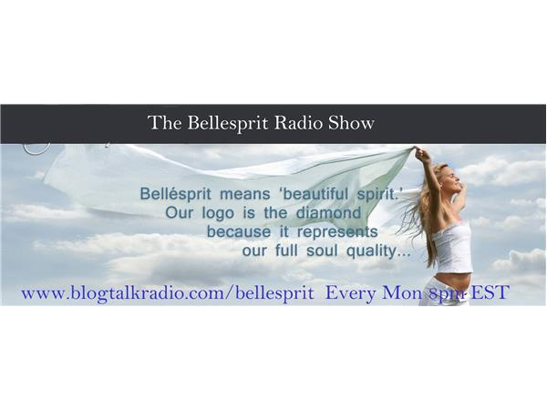 Live with Belle Salisbury Round Table Discussion Opening To Spirit Communication