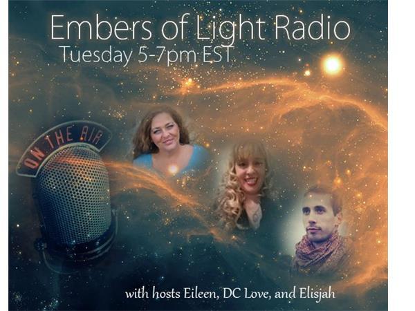 Bellesprit Radio presents Embers of Light Radio