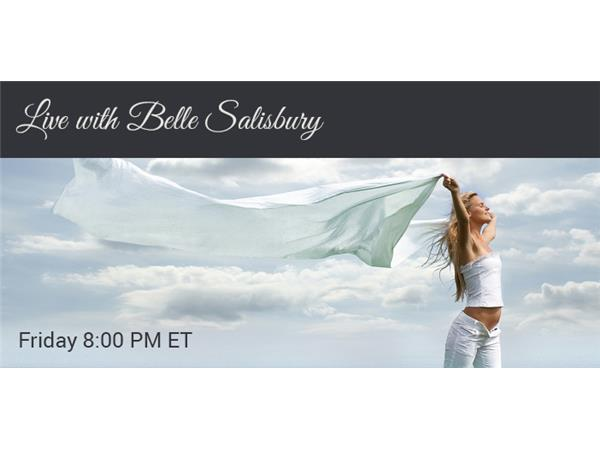 Live with Belle Salisbury Guest Bree Peltizer A Story of Bravery and Hope