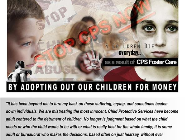 A Just Cause - Exposing Corruption Within the Child Protective