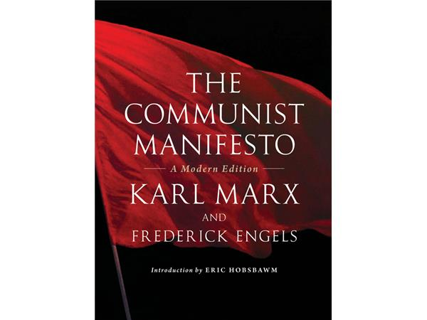 We Discuss the Communist Manifesto In the Time of Class Struggle