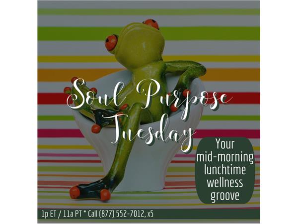Soul Purpose Tuesday: Summer Skin -Hydration - BURN Weight Loss