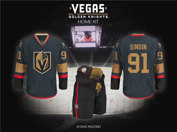 huge discount 376f2 26c08 The Las Vegas Golden Knights,The NHL's Newest Kid On The ...