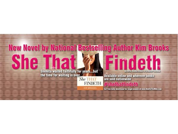 She That Findeth: A Novel