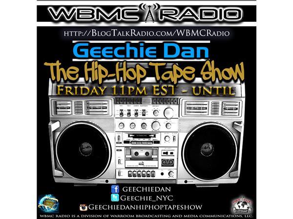 Geechie Dan Hip-Hop Tape Show