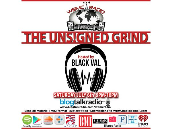 WBMC Radio presents...The Unsigned Grind hosted by BLACKVAL: The Young OG