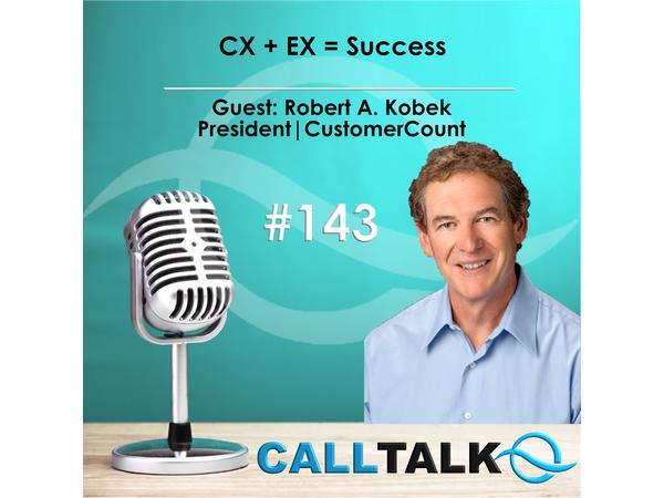 CX + EX = Success