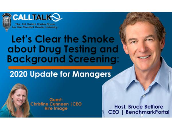 Let's Clear the Smoke: Drug Testing, Background Screening, and COVID-19