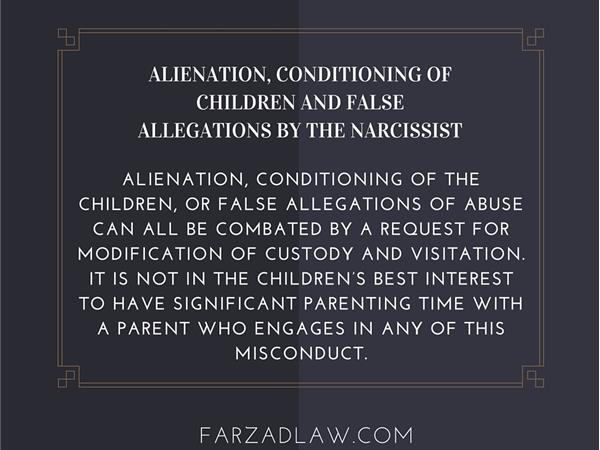 PEGGY: Narcissistic parent divorce