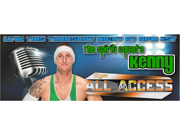 UWA Elite All Access Podcast: Kenny from the Spirit Squad 02