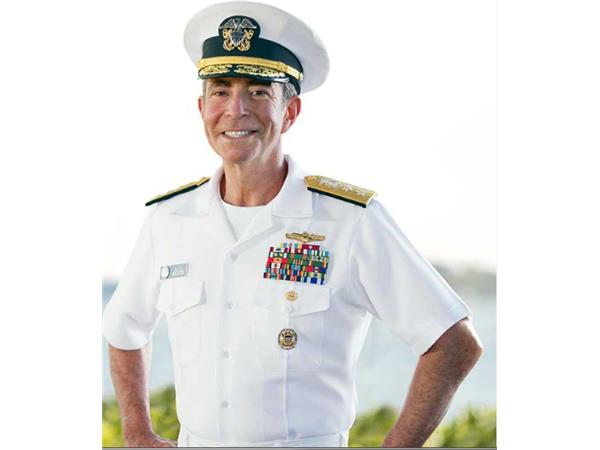 Retired 2 Star Rear Admiral Paul Becker Overcoming Extreme