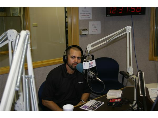 The Father Matters Show-Urban Young Life with Anthony Piña