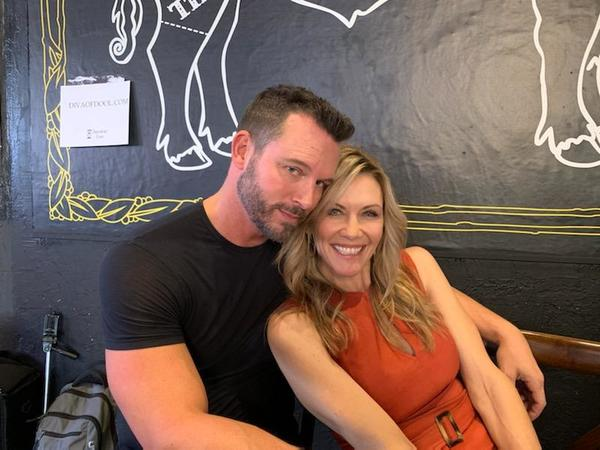 day of days interview with stacy haiduk and eric martsolf
