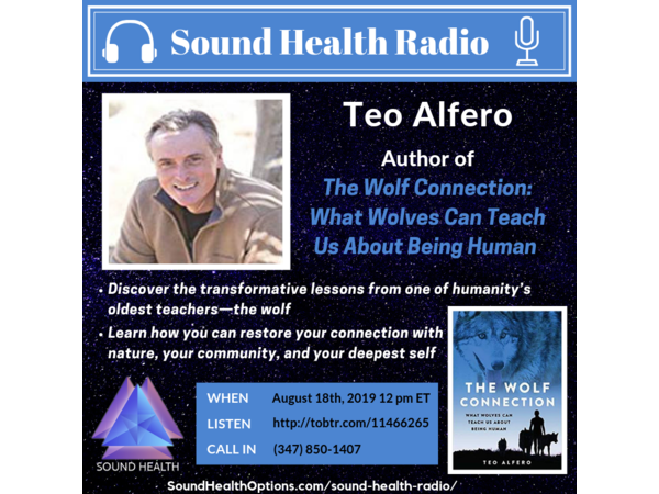 Teo Alfero - The Wolf Connection: What Wolves Can Teach Us
