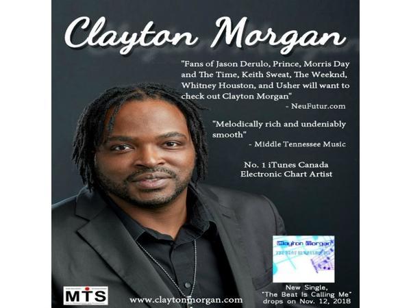 Billboard Emerging Artist Clayton Morgan Returns 12 14 by Brenda ... 8177e9757