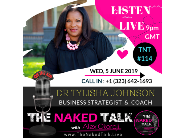 How To Soar Higher in Your Business w/ Guest - Dr Tylisha Johnson