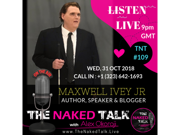 What's Your Excuse w/ Guest - Maxwell Ivey Jr