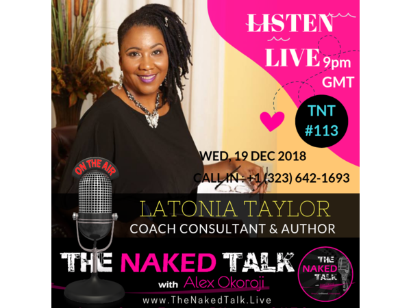 Rebirthing Our Purpose, Pleasure and Passion w/ Guest - LaTonia Taylor