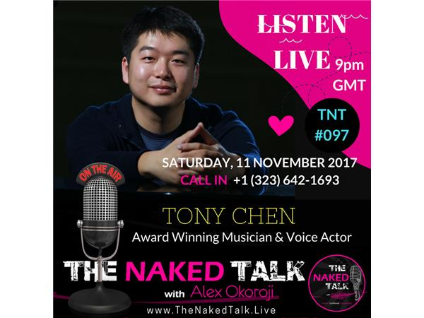 Inspiring The World Through Music w/ Guest - Tony Chen