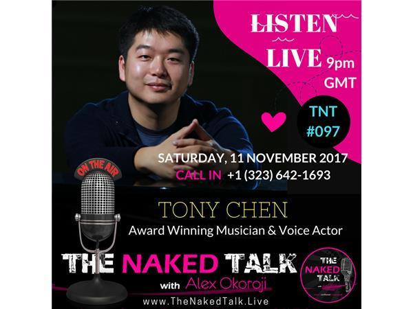 Inspiring The World Through Music w/ Guest - Tony Chen