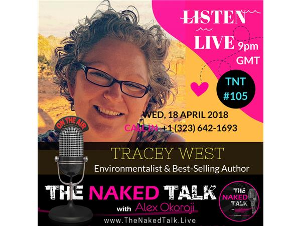 Creating Solution to Climate Change w/ Guest - Tracey West