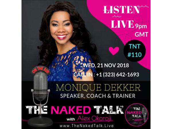 What It Means to Have Total Presence w/ Guest - Monique Dekker