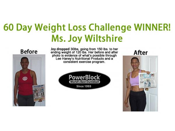 Former 60 Day Weight Loss Winner Joy Wiltshire 02 10 By Totalee Fit
