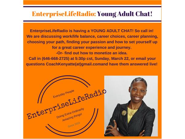 Topic What young adult chat congratulate
