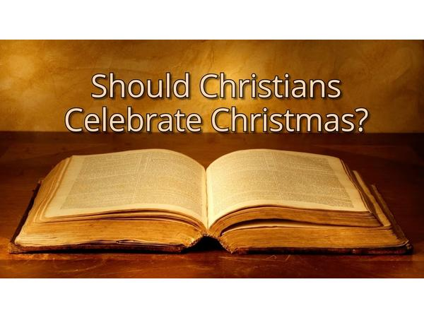 Should Christians Celebrate Christmas.Church Without Walls Examining The Christmas Controversy 12
