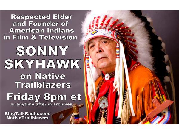 Respected Sicangu Lakota Elder - Sonny Skyhawk 10/21 by Native