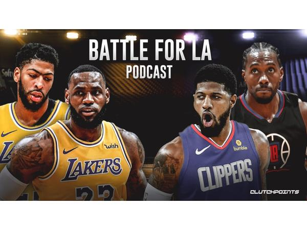 Battle For La Lakers Or Clippers Starters Bench Talk Westbrook Trade 07 08 By Ropeadoperadio Sports