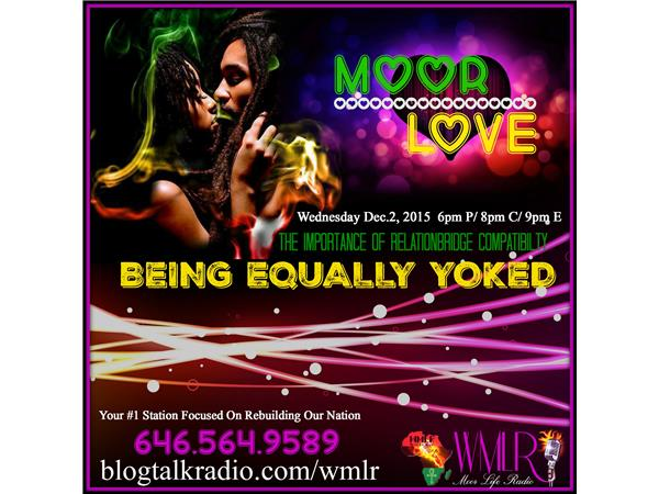 being equally yoked