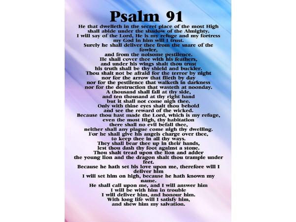 pastor barb smith  u0026quot god is u0026quot  psalm 91 11  05 by reaching out