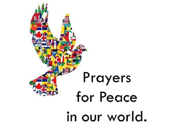 PRAYER & HEALING CIRCLE - May 7, 2017 sponsored by Rivers