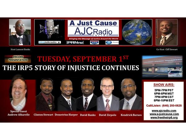 A Just Cause – Encore: The IRP5 Story of Injustice Continues