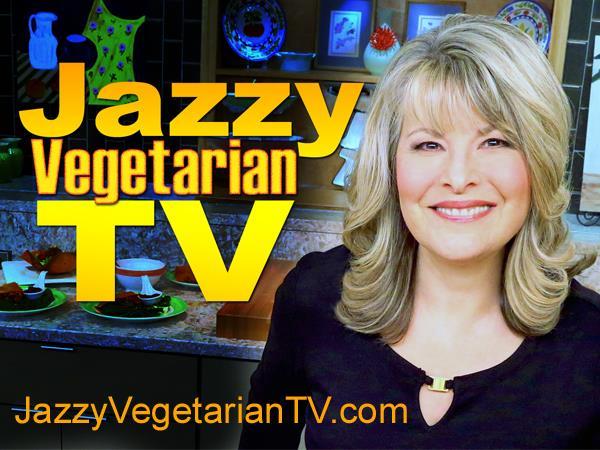 The Jazzy Vegetarian | Podbay