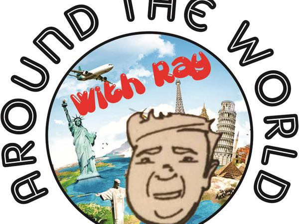 Around The World With Ray Episode #9 with Francesca Natividad