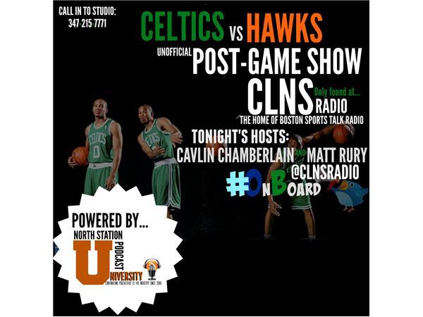Celtics at Hawks: Postgame Show | Boston | Atlanta | NBA