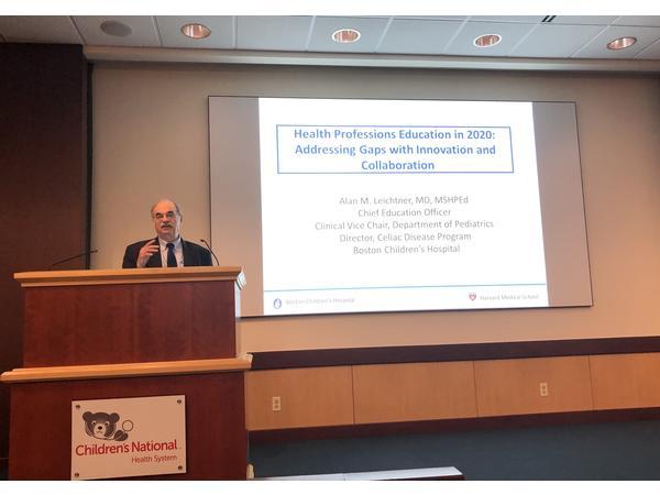 Narrowing the Gap in Health Education in Celiac Disease
