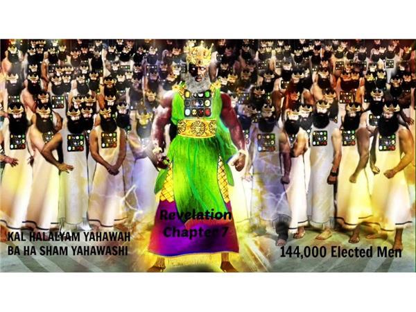 Who are the 144,000 11/30 by Aquarius Rizing Ninth Gate | Spirituality
