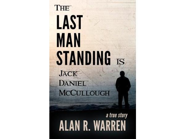 THE LAST MAN STANDING-Alan R. Warren