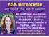 Bernadette Boas