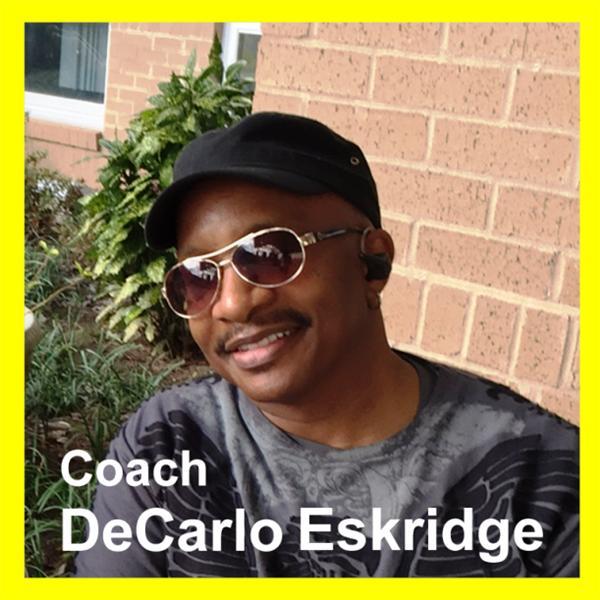 Coach DeCarlo Eskridge
